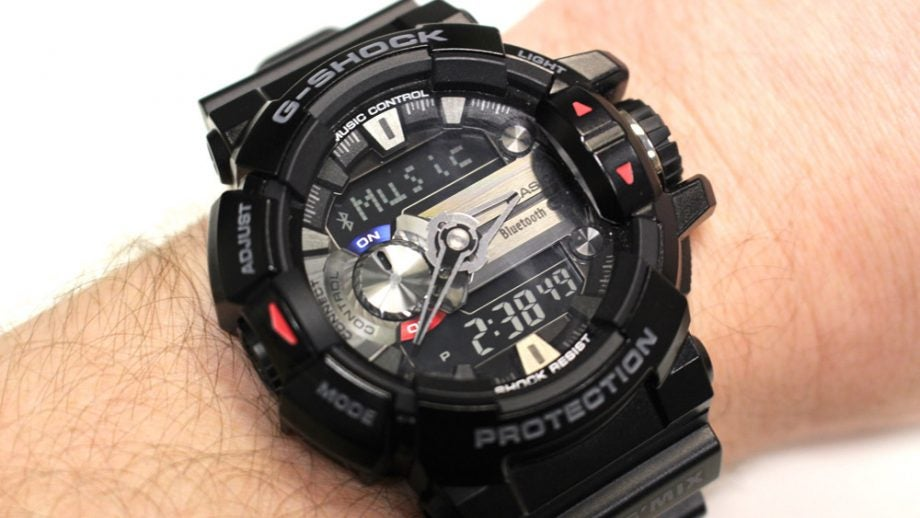 ae3b1077d7e Casio G-Shock GBA-400 Review