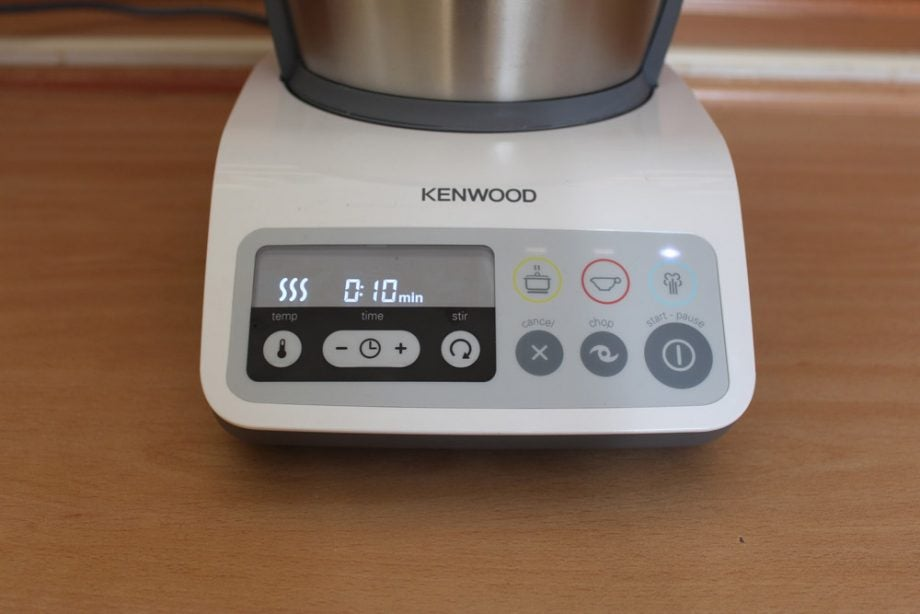 Kenwood Kcook Review Trusted Reviews