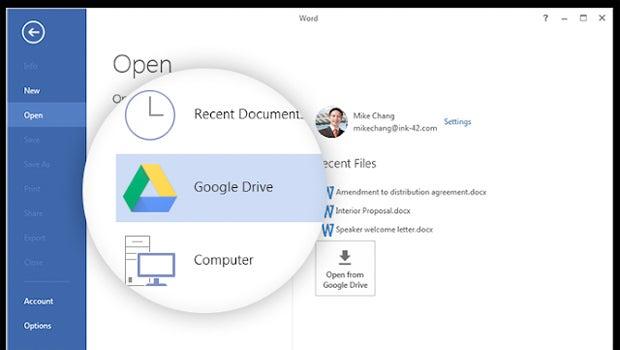 Office Google Drive