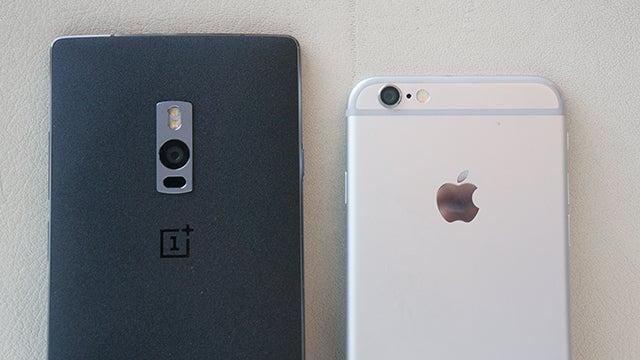 iPhone 6 vs OnePlus 2 17