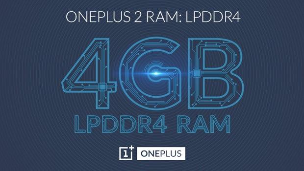 OnePlus RAM