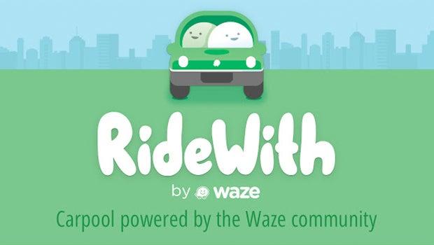 Waze RideWith