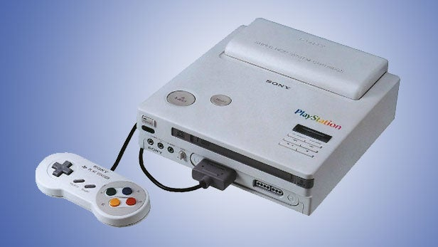 The Story Of The Snes Playstation When Nintendo And Sony