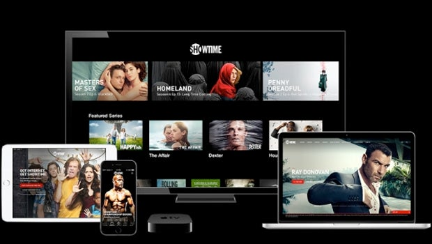 Showtime Apple TV