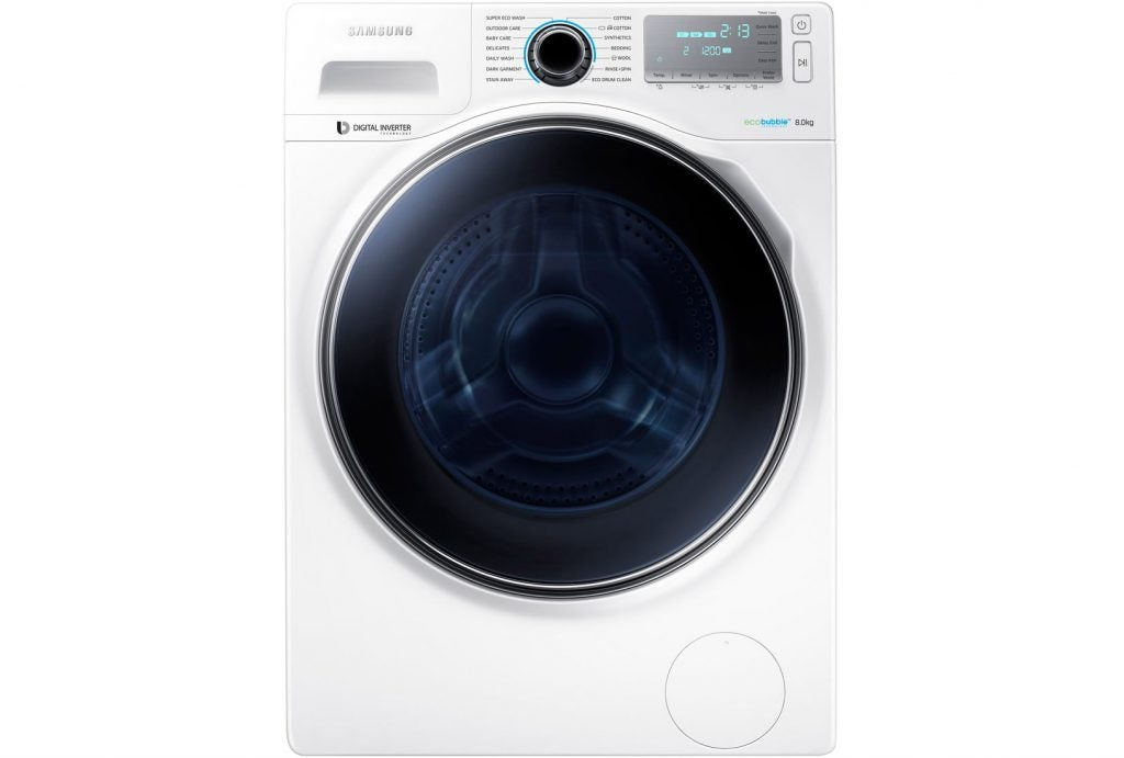 Samsung Ww80h7410ew Review Trusted Reviews