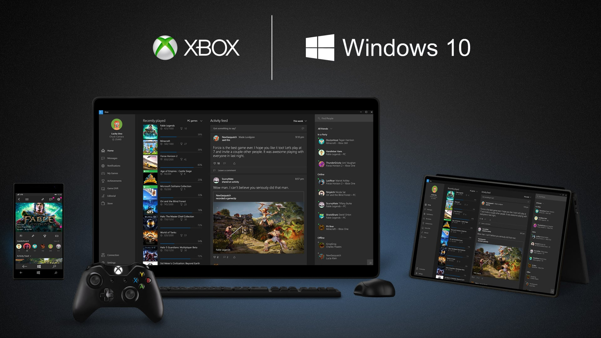 Xbox One streaming on Windows 10 has a hidden higher quality setting