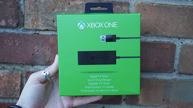 Xbox One Digital TV Tuner