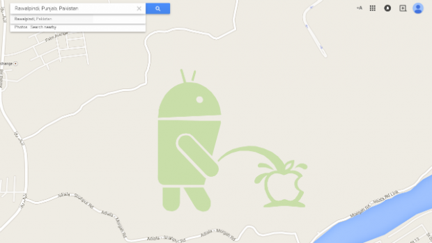 Android Map Maker