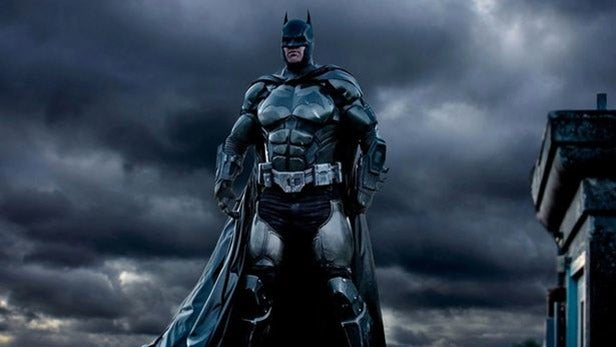 & This 45-year-old man 3D printed his own Batman costume   Trusted Reviews