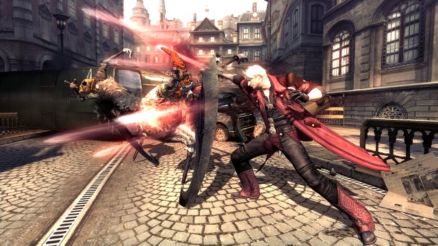 Devil May Cry 4 Special Edition 1