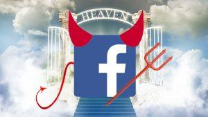 facebook devil