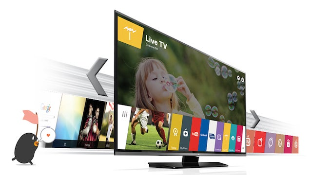 LG webOS 2 0 Review | Trusted Reviews