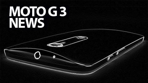 Moto G 3 news