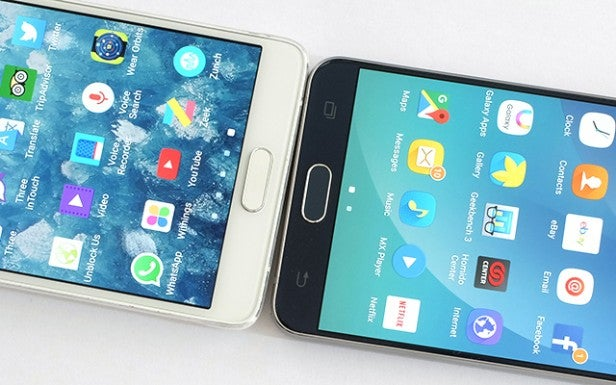 Samsung Galaxy Note 5 Vs Note 4 Phablet Face Off Trusted Reviews