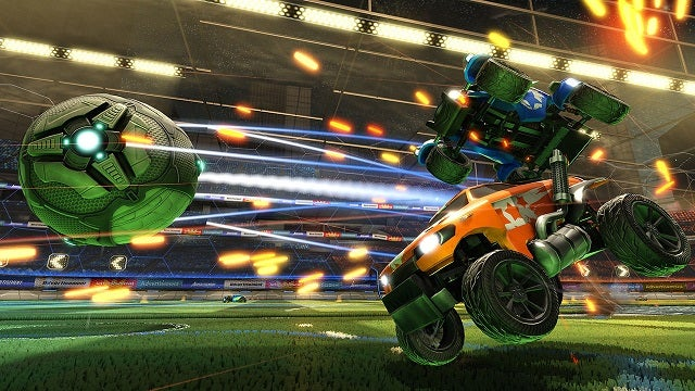 Is Rocket League 4K the best reason yet to buy a PS4 Pro?   Trusted