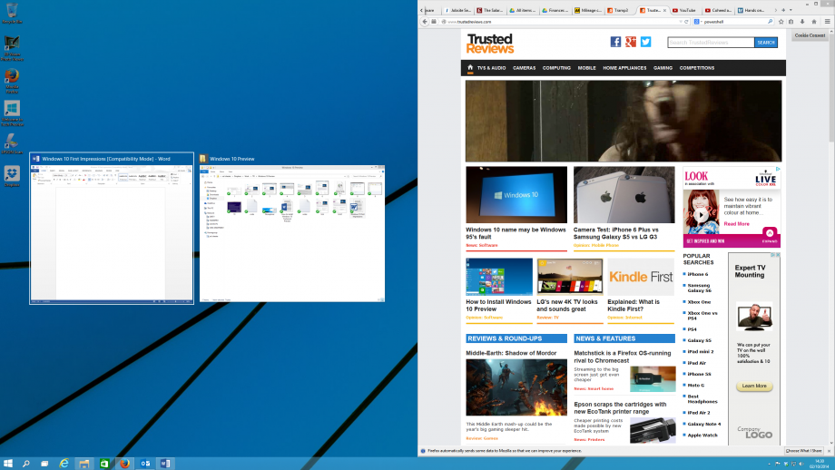 Windows 10 Review   Trusted Reviews