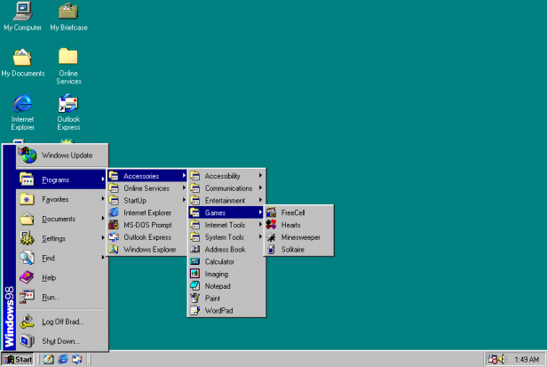 Windows 95 to Windows 10: How the Start Menu has evolved