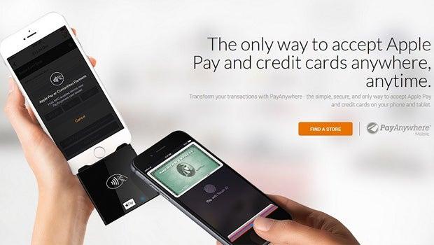 ApplePay PayAnywhere