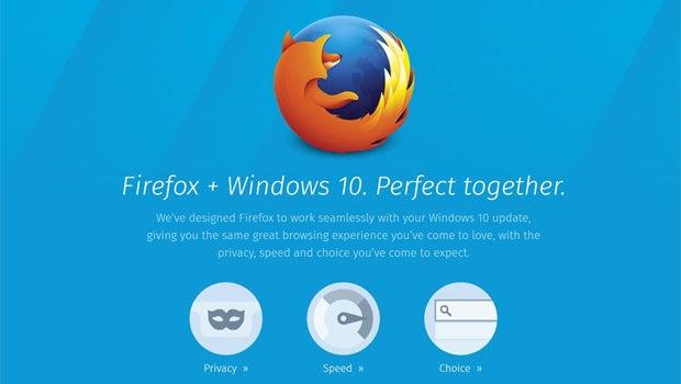 Firefox 40