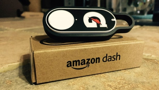 Amazon Dash Gatorade