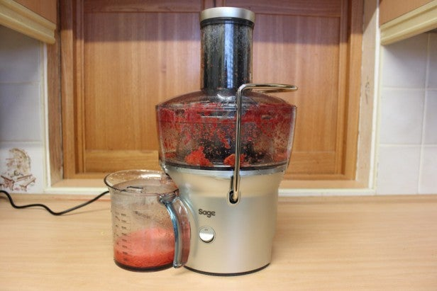 Sage The Nutri Juicer Compact BJE200 Review   Trusted Reviews