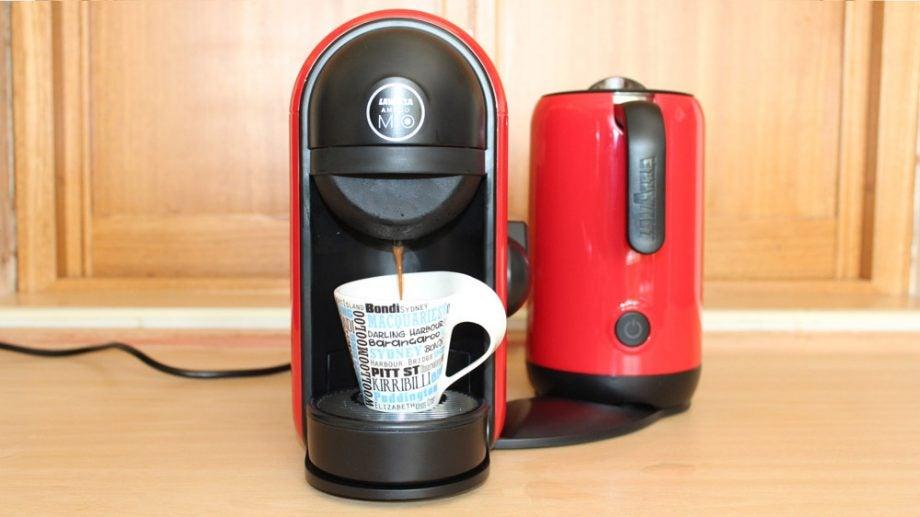 Lavazza Minu Caffe Latte 9