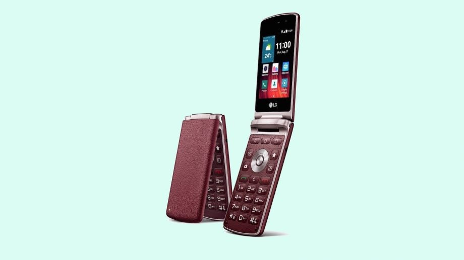 The Flip Phone Is Back With The Lg Wine Smart Trusted