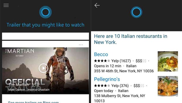 Cortana Android beta
