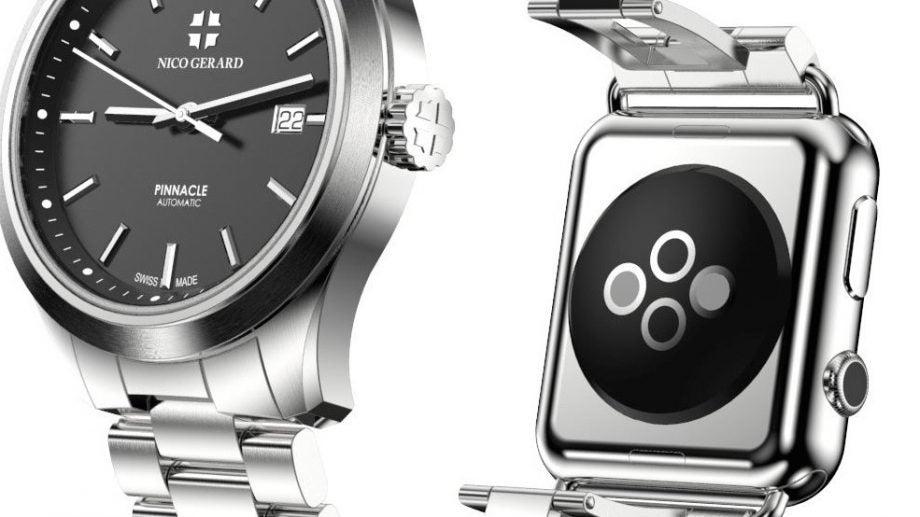 Pinnacle Apple Watch