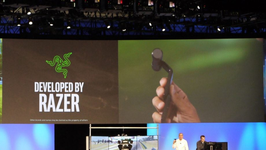 Razer RealSense desktop gaming camera