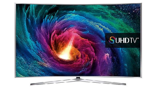 Samsung UE55JS9000