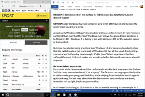 Windows 10 surface 3