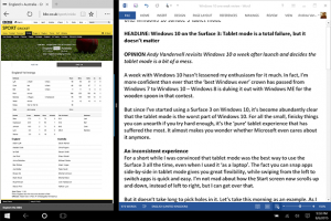 Windows 10 surface 3 3