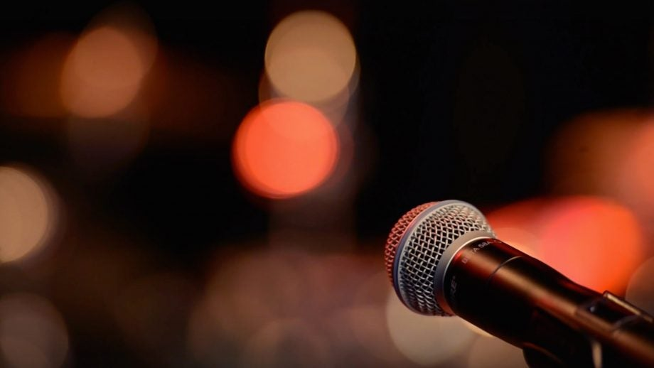 Shure mic
