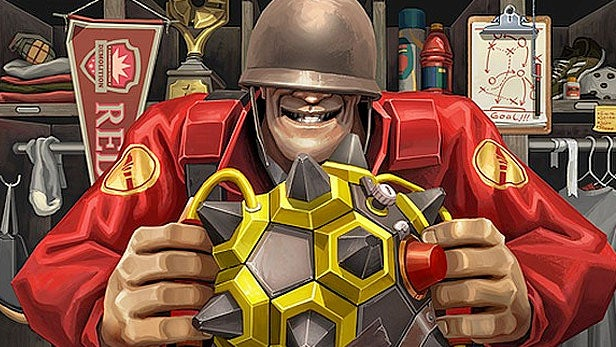 Tema Fortress 2 Pass Time