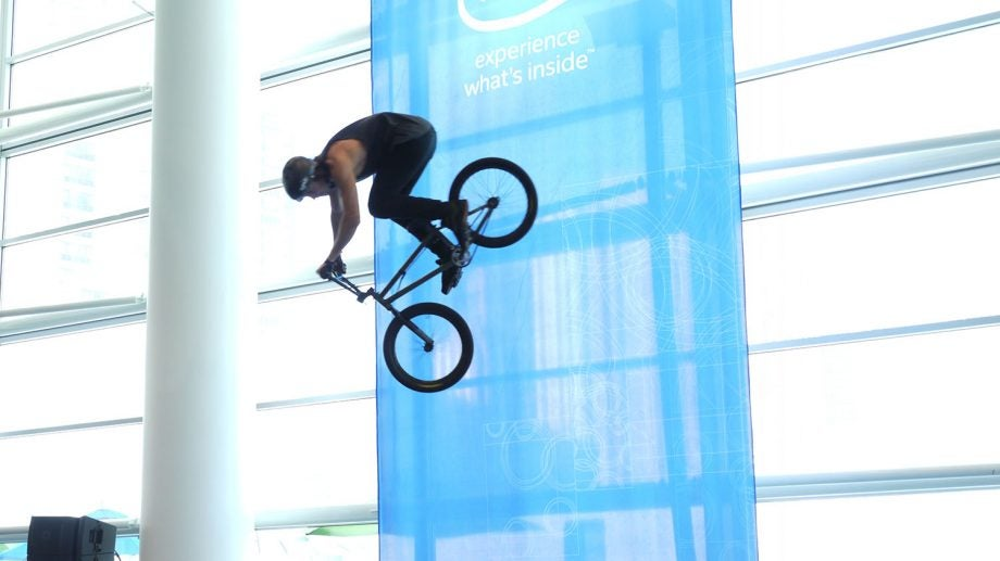 Intel BMX with Curie