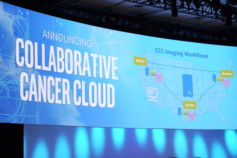 Intel Collaborative Cancer Cloud