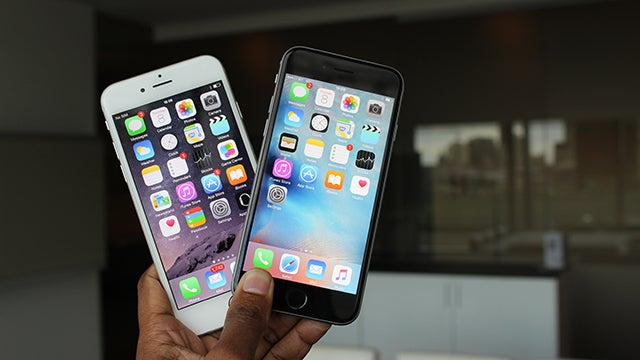 iPhone 6S vs 6 7