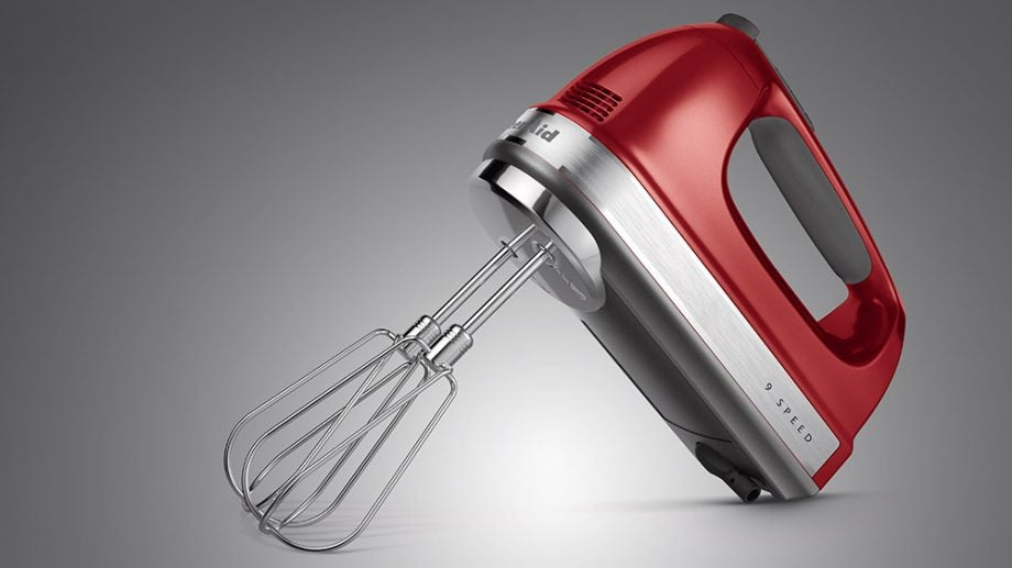 KitchenAid 9 Speed Hand Mixer Review | Trusted Reviews