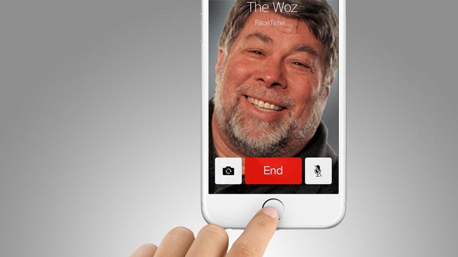 Steve Wozniak on iPhone 6