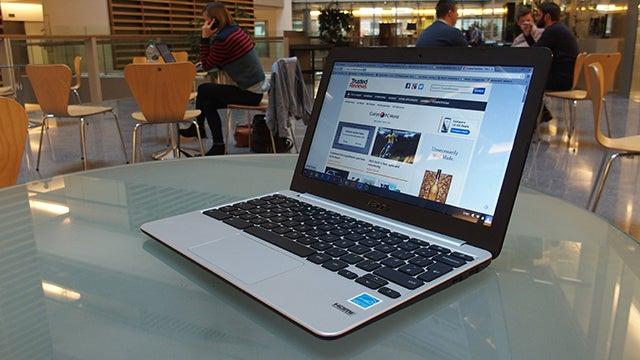 Asus Chromebook C201