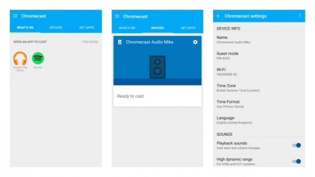 Chromecast Audio Review | Trusted Reviews