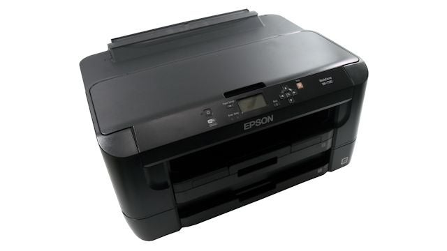 Best printer: Epson WorkForce WF-7110DTW