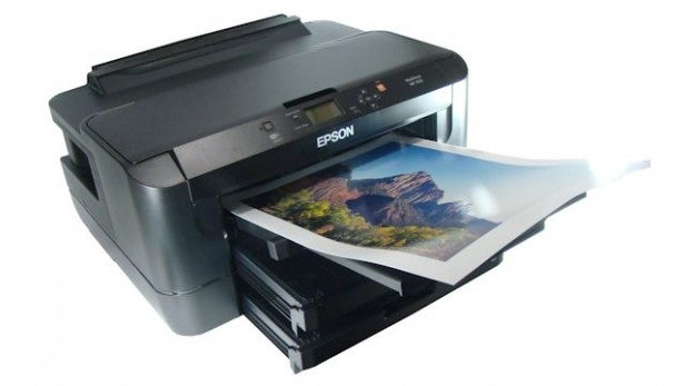 Epson WorkForce WF-7110DTW - Set for A3