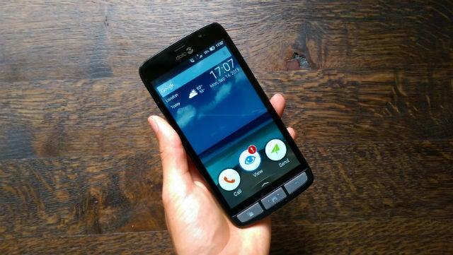 Simple Android tweaks make Doro Liberto 825 the perfect