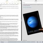 iPad Pro iOS 9