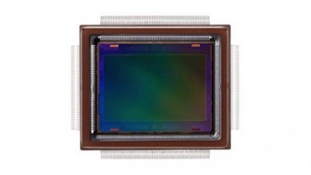 image sensor canon