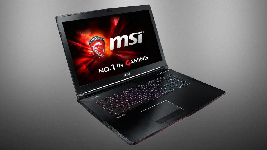 MSI GE72 2QD-037UK