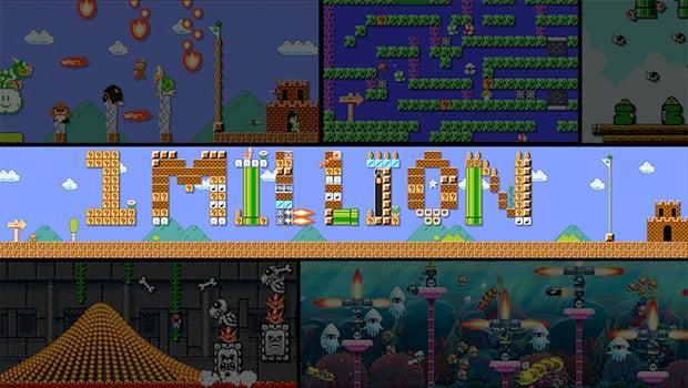 Mario Maker 1m