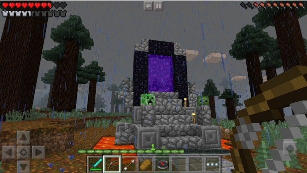 Minecraft getting five-player, cross-platform multiplayer
